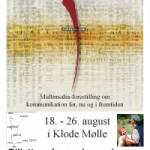 """Udsnit af plakaten fra """"Mordet på Korsvejen"""" 2006"""